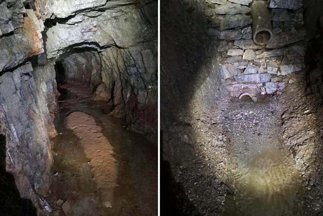 Kulvert under Svartediket
