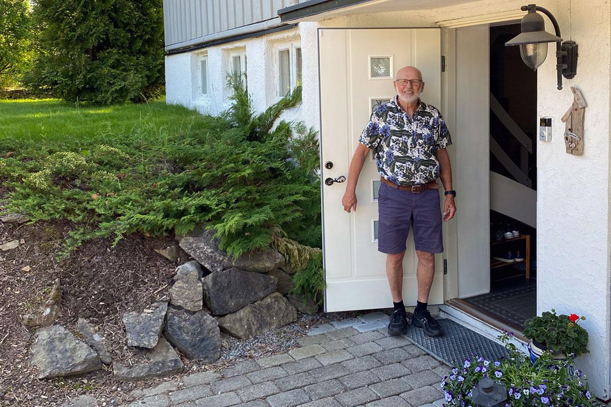 Rørfornyet avløpsrørene under huset – slapp å pigge og rive innvendig