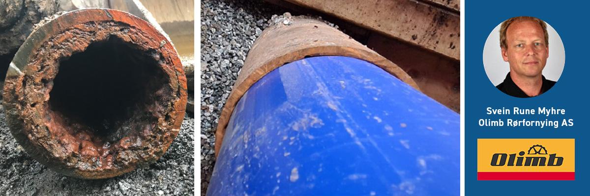 Webinar: Fornyelse av vannledninger med tettilsluttet rør