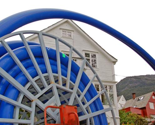 Skal rehabilitere vannledninger i Bergen