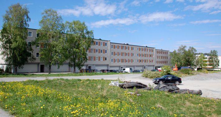 Rørfornying Havstad Borettslag Trondheim