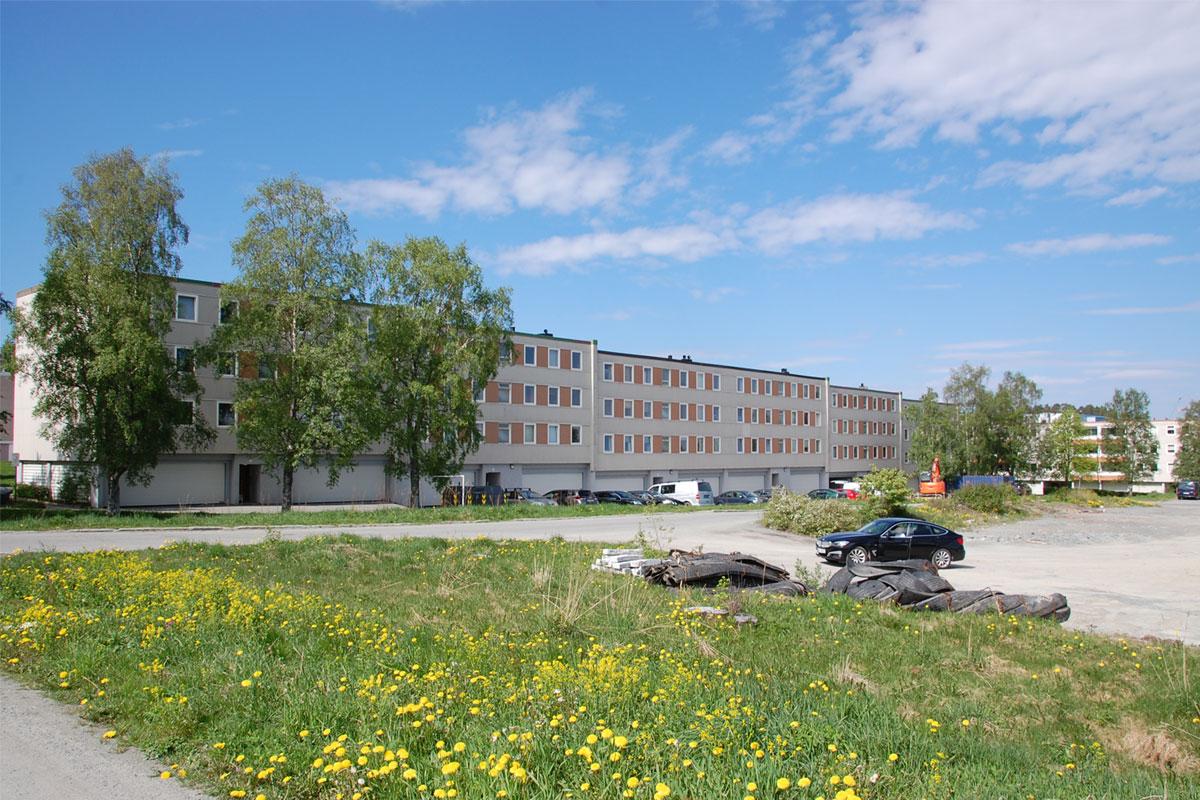 Rørfornying Havstad Borettslag i Trondheim