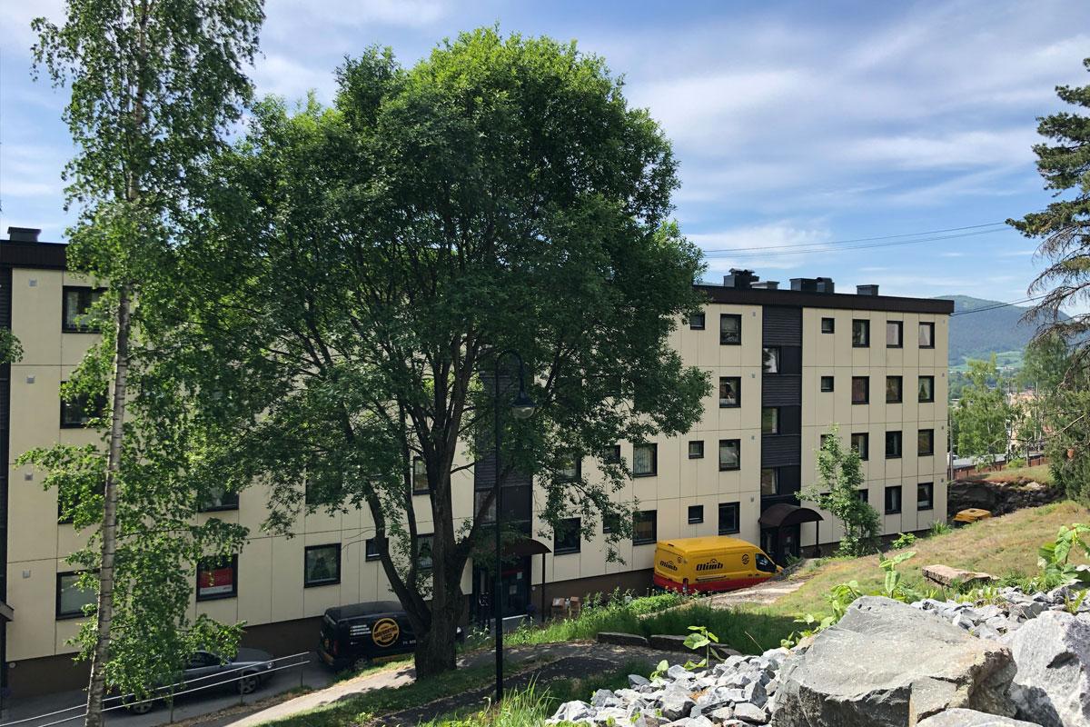 Rørfornyet bunnledninger i Kristian Brennersvei Borettslag
