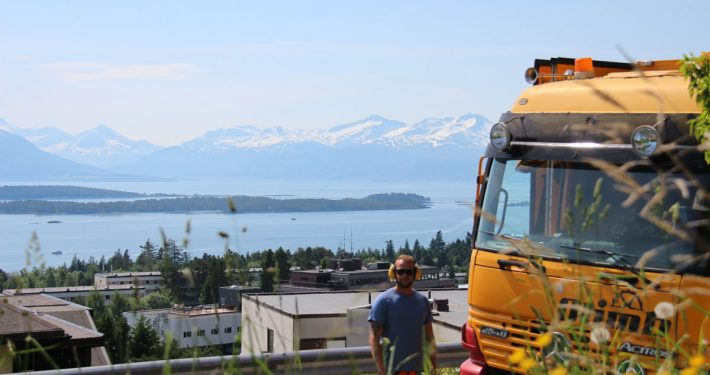Olimb Rørfornying i Molde