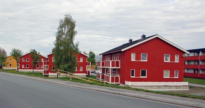 Rørfornying Nardosletta Borettslag Trondheim
