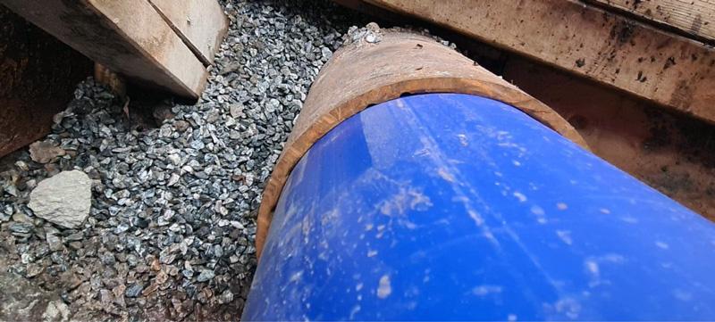 Compact Pipe tettilsluttet rør
