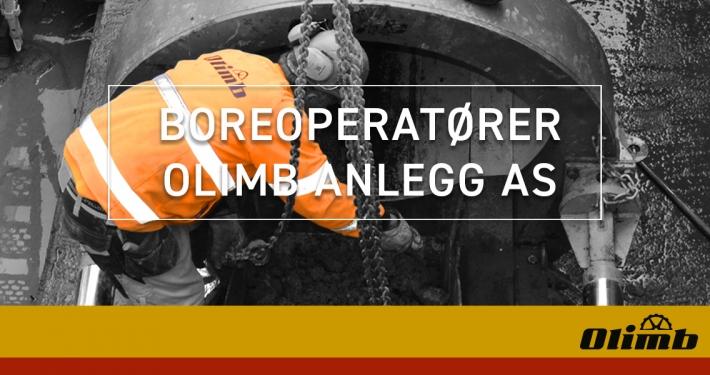 Olimb Anlegg søker boreoperatører