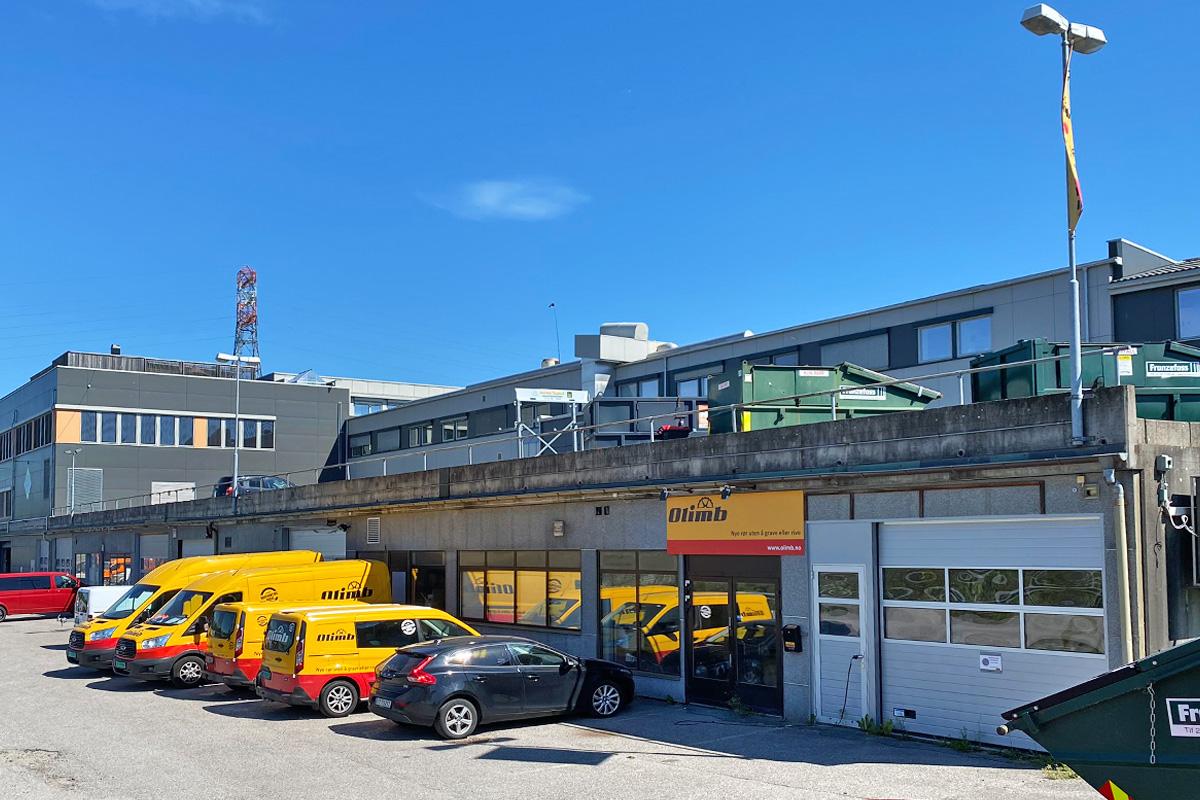 Olimb Rørfornying avdeling Grenland