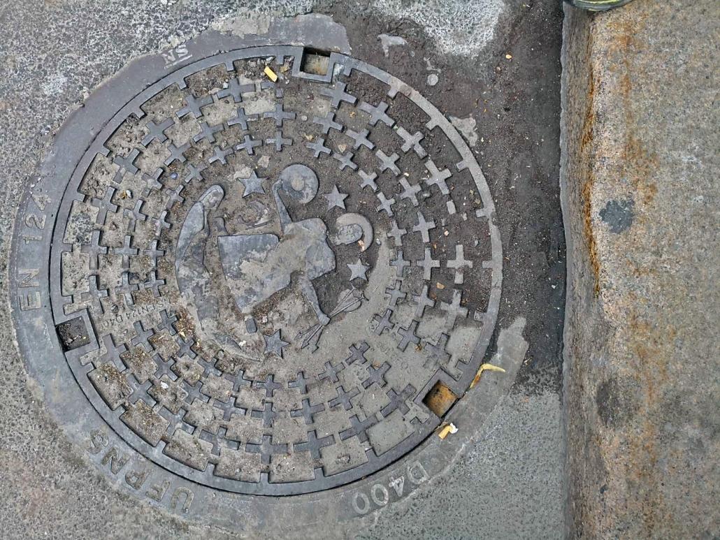 Siden kummer ofte ligger i veibanen, er det en stor fordel at rehabiliteringen kan utføres raskt og uten oppgraving. Foto: Vann- og avløpsetaten, Oslo kommune